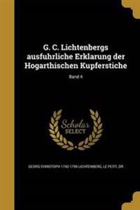 GER-G C LICHTENBERGS AUSFU HRL