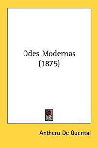 Odes Modernas