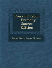 Convict Labor