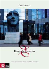 Ekengrens svenska Språkbok 1, tredje upplagan