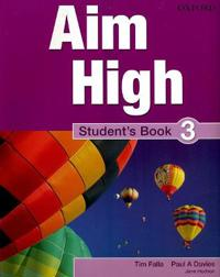 Aim High Level 3 Student's Book
