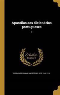 POR-APOSTILAS AOS DICIONARIOS