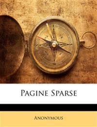 Pagine Sparse