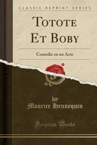 Totote Et Boby