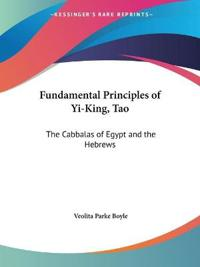 Fundamental Principles of Yi-King, Tao