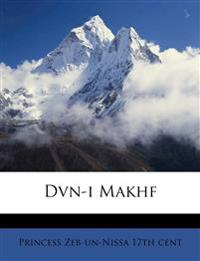 Dvn-i Makhf