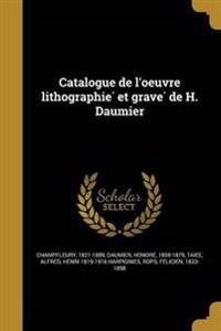 FRE-CATALOGUE DE LOEUVRE LITHO