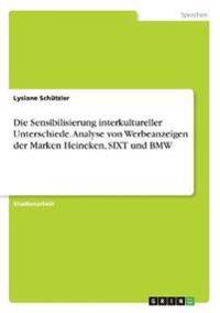 Die Sensibilisierung interkultureller Unterschiede. Analyse von Werbeanzeigen der Marken Heineken, SIXT und BMW