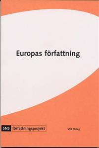 Europas författning