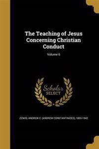 TEACHING OF JESUS CONCERNING C