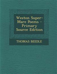 Weston Super-Mare Poems