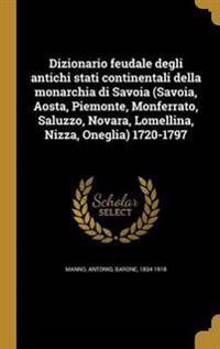 ITA-DIZIONARIO FEUDALE DEGLI A