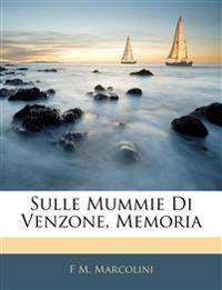 Sulle Mummie Di Venzone, Memoria