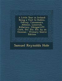 A Little Tour in Ireland: Being a Visit to Dublin, Galway, Connamara, Athlone, Limerick, Killarney, Glengarriff, Cork, Etc. Etc. Etc. by an Oxon