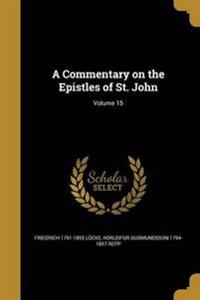 COMMENTARY ON THE EPISTLES OF