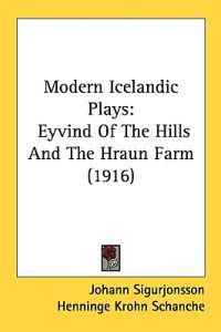 Modern Icelandic Plays