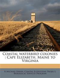 Coastal waterbird colonies : Cape Elizabeth, Maine to Virginia
