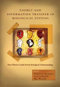 Energy and Information Transfer in Biological Systems