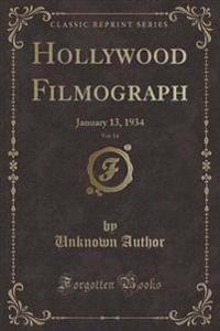 Hollywood Filmograph, Vol. 14
