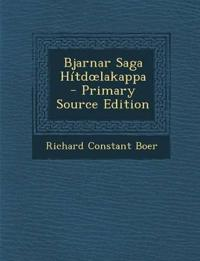 Bjarnar Saga Hítdœlakappa