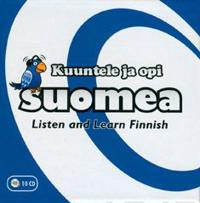 Kuuntele ja opi suomea! - Listen and learn Finnish! (cd)