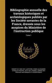FRE-BIBLIOGRAPHIE ANNUELLE DES