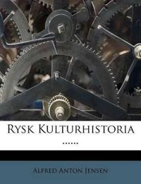 Rysk Kulturhistoria ......
