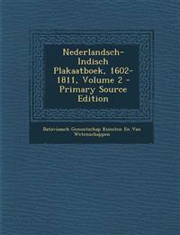 Nederlandsch-Indisch Plakaatboek, 1602-1811, Volume 2
