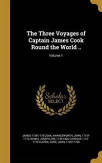 3 VOYAGES OF CAPTAIN JAMES COO