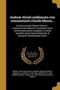 LAT-ANDREAE ALCIATI EMBLEMATA