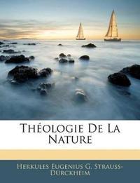Théologie De La Nature