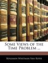 Some Views of the Time Problem ...