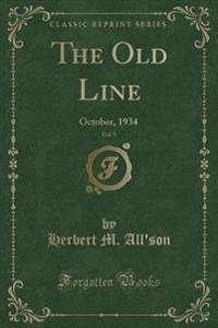 The Old Line, Vol. 5
