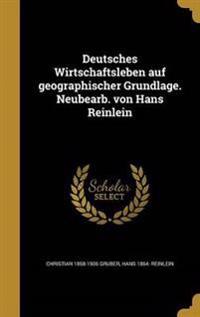 GER-DEUTSCHES WIRTSCHAFTSLEBEN