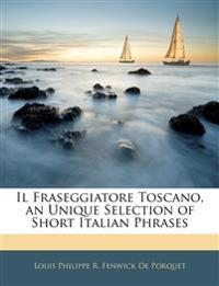 Il Fraseggiatore Toscano, an Unique Selection of Short Italian Phrases