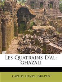 Les Quatrains D'al-ghazali