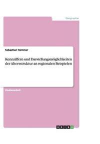Kennziffern Und Darstellungsmoglichkeiten Der Altersstruktur an Regionalen Beispielen