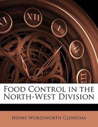 Food Control in the North-West Division