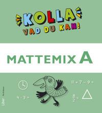Kolla vad du kan Mattemix A