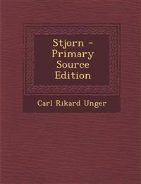 Stjorn - Primary Source Edition