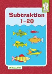 Subtraktion 1-20