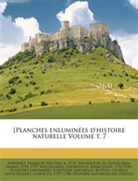 [Planches Enlumin Es D'Histoire Naturelle Volume T. 7
