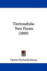 Tintinnabula New Poems