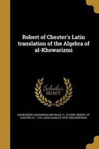 LAT-ROBERT OF CHESTERS LATIN T