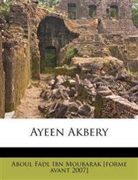 Ayeen Akbery