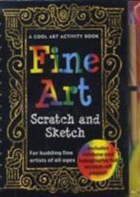 Fine Art Scratch and Sketch