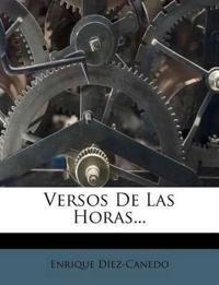 Versos De Las Horas...