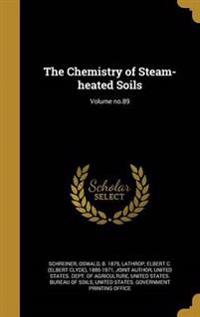 CHEMISTRY OF STEAM-HEATED SOIL
