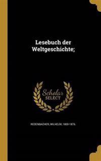 GER-LESEBUCH DER WELTGESCHICHT