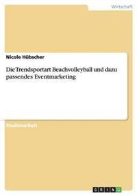 Trendsportart Beachvolleyball Und Dazu Passendes Eventmarketing
